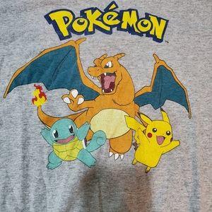 Mens Pokemon M Tshirt